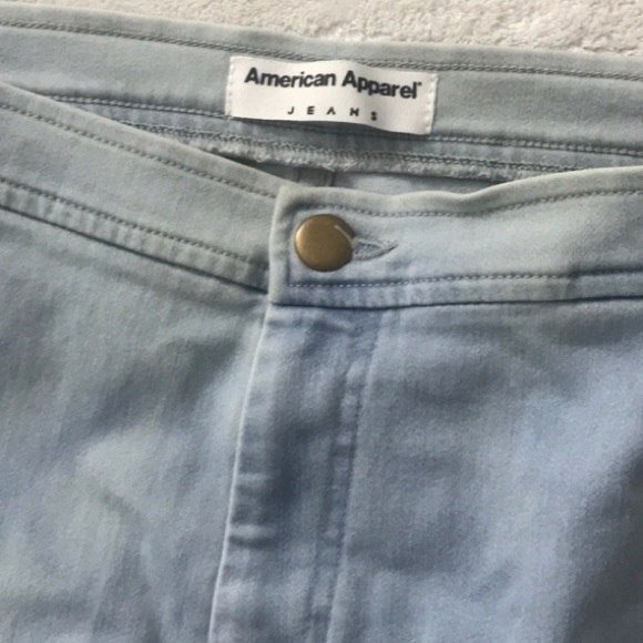 American Apparel Denim - American Apparel Easy Jeans